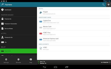 Dashlane Password Manager Screenshot 6