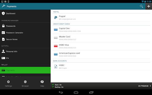 Dashlane Password Manager Screenshot 30