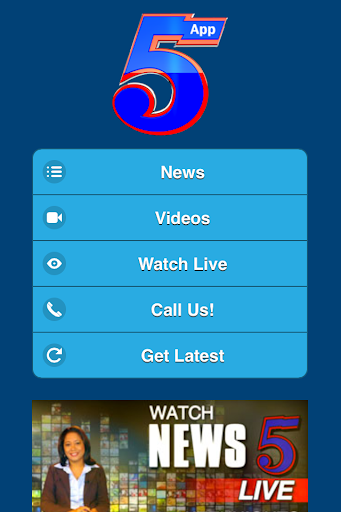 Channel 5 Belize Mobile App