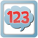 Numbers for kids 1 - 20 icon