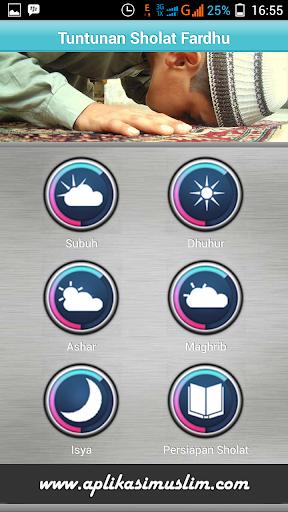 Tuntunan Sholat Lengkap 2.0 screenshots 2