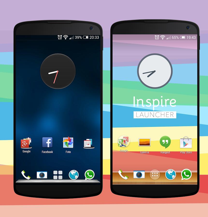 Inspire Launcher - screenshot