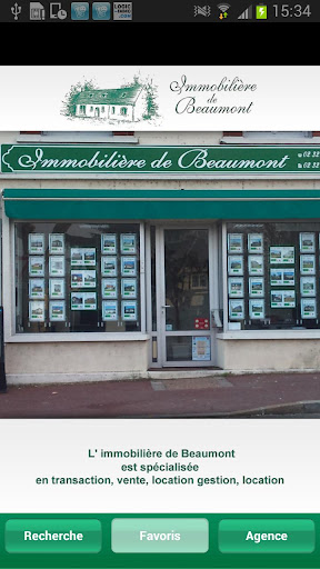 IMMOBILIERE DE BEAUMONT