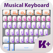 Musical Keyboard Theme
