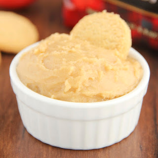 Shortbread Cookie Butter Spread.