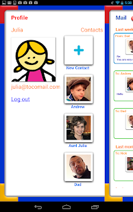 Tocomail - Email for Kids Screenshot 26