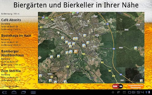 BierApp - screenshot thumbnail