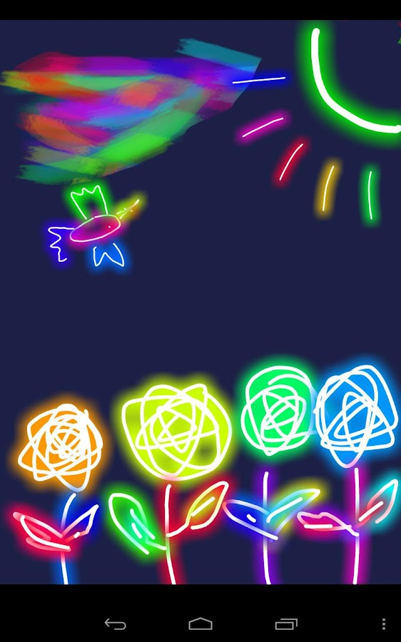 Kids Doodle - Color & Draw - screenshot