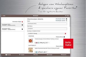 Screenshot of Profi-Rezepte Bella Italia