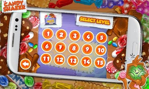 Candy Shaker- screenshot thumbnail
