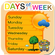 Days of the Week Song  7 Days of the Week  Childrens Songs by The Learning Station