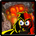 Brave Temple Gorilla: Bombs icon