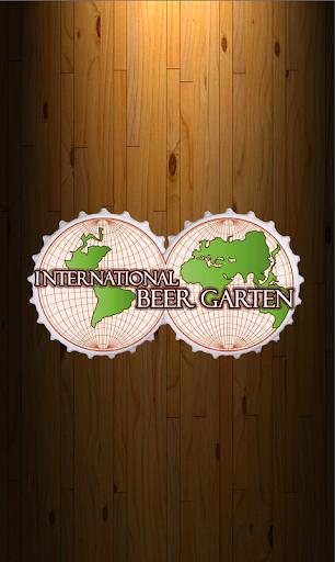 International Beer Garten