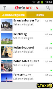 Info Berlin City Guide - screenshot thumbnail