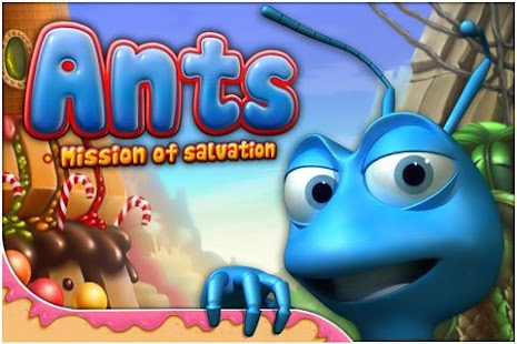 Ants - Find Food, Break Wall, Dig Pit And Survive - náhled