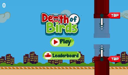 Death Of Birds