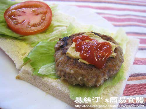 自製漢堡包Homemade Hamburgers02