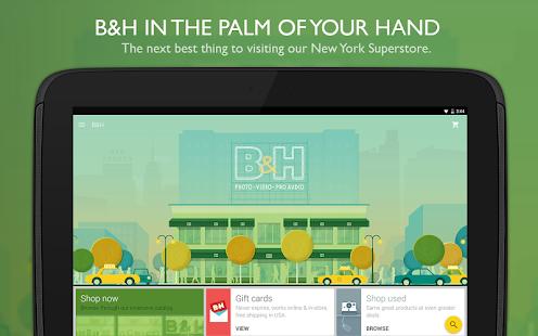 B&H Photo Video Pro Audio - screenshot thumbnail