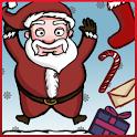 Doodle Santa - Christmas Jump icon