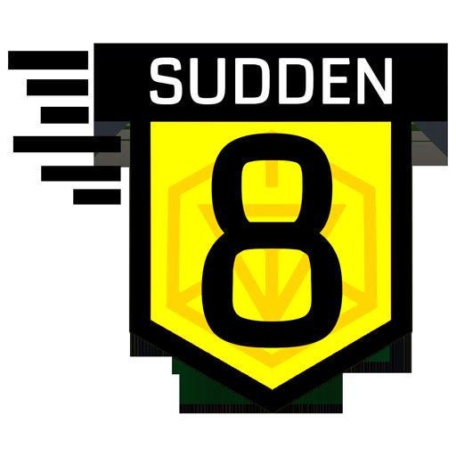 #sudden8 冒險 App LOGO-APP開箱王