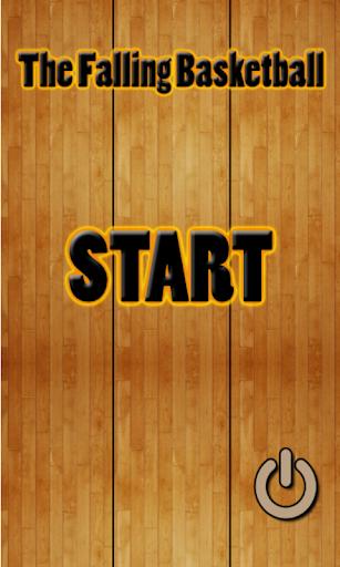The Falling Basketball