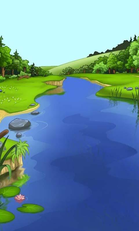 cartoon nature live wallpaper android apps on google play