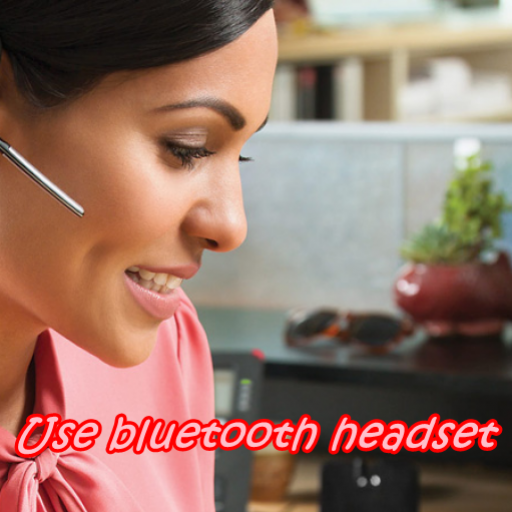 Use bluetooth headset