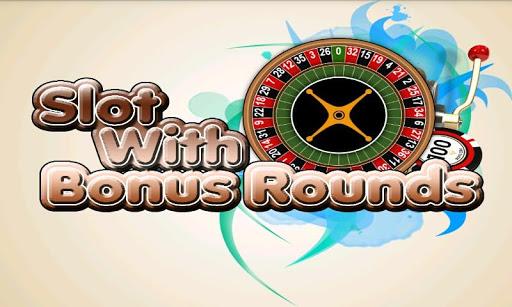 Slot With Bonus Rounds