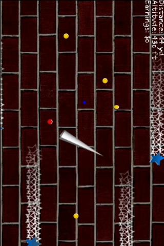 Flick Flight Lite- screenshot