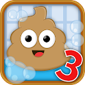 Poo Flip Up! - Dash Hop Pou Go icon