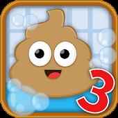 Download Full Poo Flip Up Dash Hop Pou Go  APK