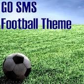GO SMS Football Theme