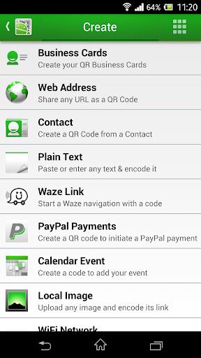 玩免費生產應用APP|下載QR Droid Code Scanner (中文) app不用錢|硬是要APP