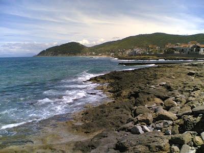 spiaggia lago s.maria di castellabate