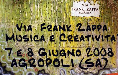 via frank zappa musica e creatività