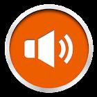 Volume control free icon