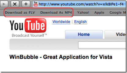 Freeware For Us: Youtube Hack Code: Download and Save
