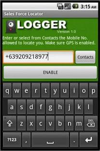 Sales Force Logger- screenshot thumbnail