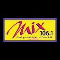 Mix 106.1 icon