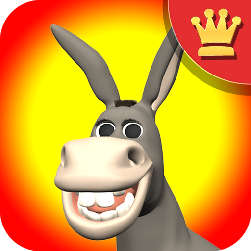 Talking Donald Donkey AdFree Icon