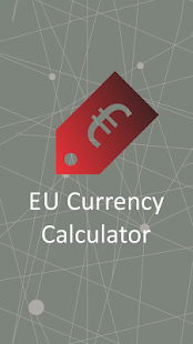EU Currency Calculator Screenshot 1