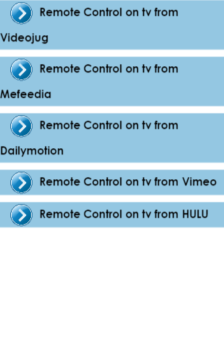 Remote Control on tv Tips