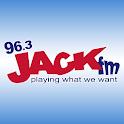 96.3 JACK-fm icon