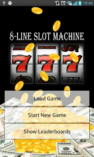 8-Line Slot Machine