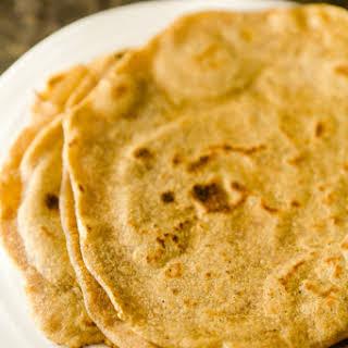 Mesquite Flour Tortillas.