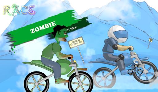Zombie Motocross Craft