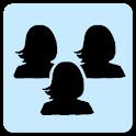 KlubMomsMor logo