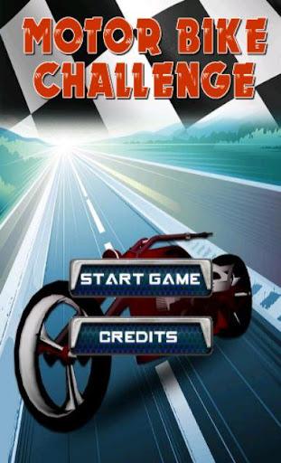 Jeu De Moto Bike Challenge
