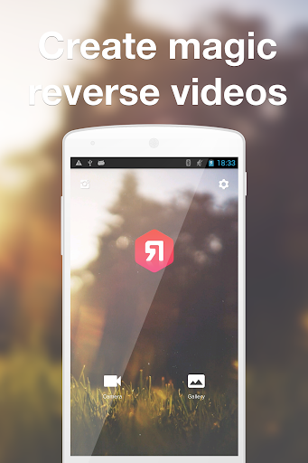 ReverX - magic reverse video