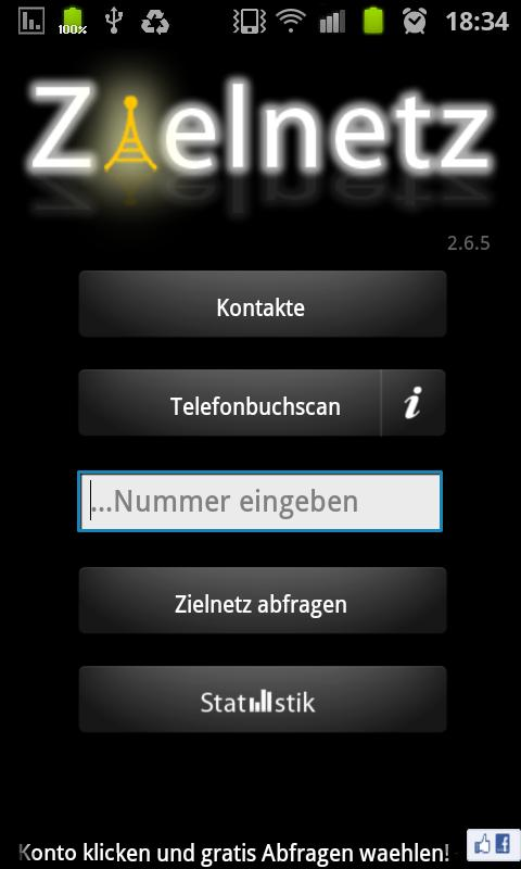 Zielnetz - der Kostenkiller- screenshot
